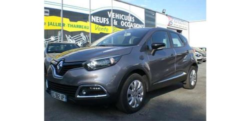 Garage Jallier Tharreau Garage Automobile Cholet Location Vehicule 9 Places CAPTUR 1.5 DCI 90CV BUSINESS 287