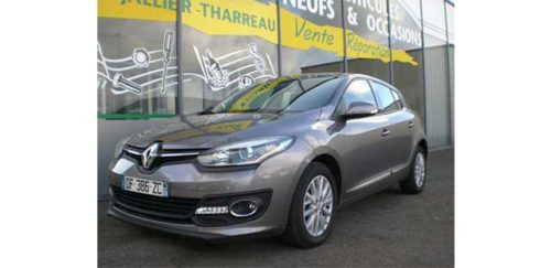 Garage Jallier Tharreau Garage Automobile Cholet Location Vehicule 9 Places MEGANE 1.6 DCI 130CV ZEN 290