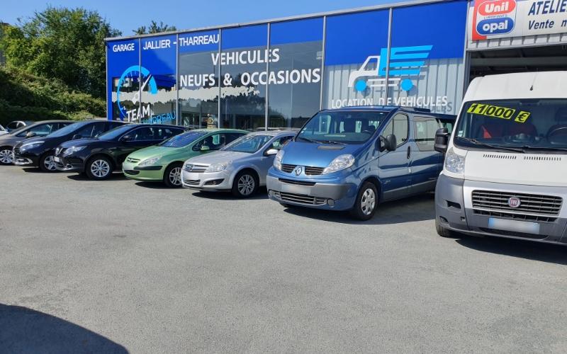 Garage Jallier Tharreau Garage Automobile Cholet Location Vehicule 9 Places Img4 315