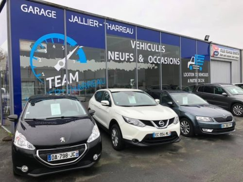 Garage Jallier Tharreau Garage Automobile Cholet Location Vehicule 9 Places FACADE 3 1308